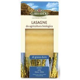 Ekologiški makaronai lazanijai LA BIO IDEA, 250 g