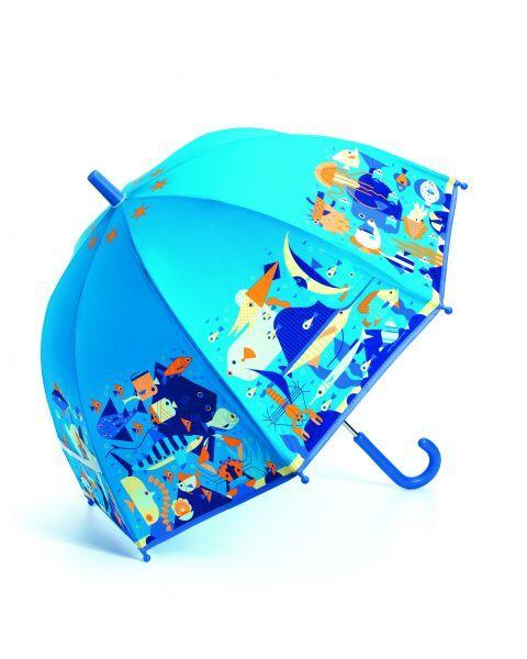 Vaikiškas skėtis DJECO Seaworld (DD04703), 1 vnt.