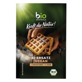 Ekologiškas kiaušinių pakaitalas kepiniams BIOZENTRALE, 20 g