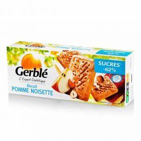 Sausainiai GERBLE su obuoliais ir riešutais, 230g