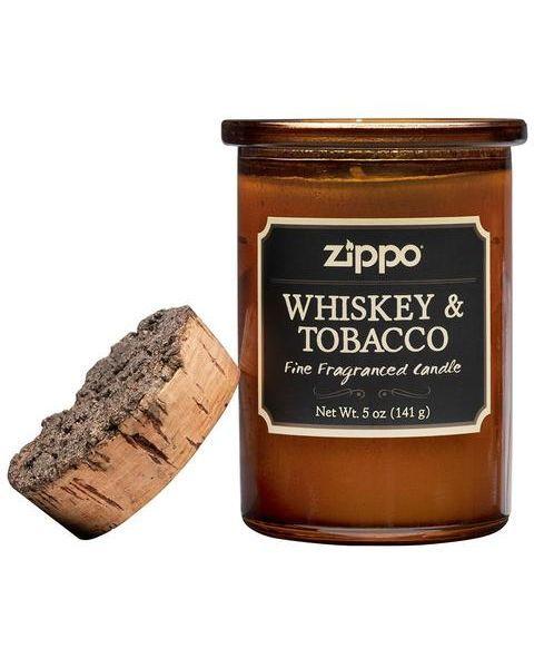 """Aromatinė žvakė ZIPPO """"Whiskey & Tobacco"""", 1 vnt. 2"""