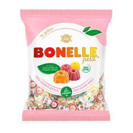 Minkšti vaisių skonio saldainiai BONELLE, 150 g