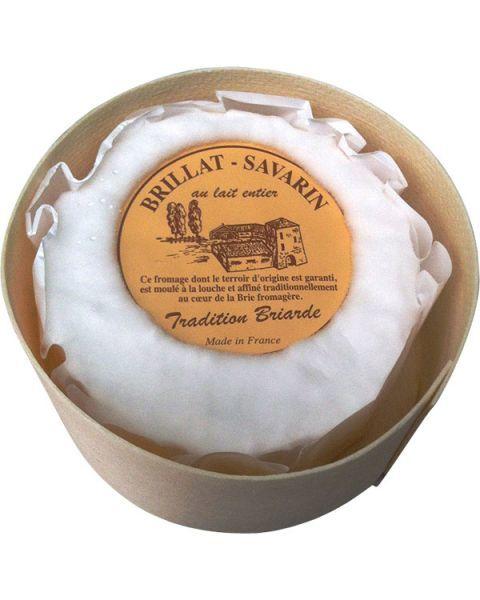 Karvės pieno sūris  Brillat savarin, 100g