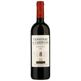 Raudonas sausas vynas SELLA & MOSCA Cannonau di Sardegna Riserva DOC 13,5%, 750ml