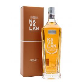Viskis KAVALAN Classic Single Malt 40% 0,5l