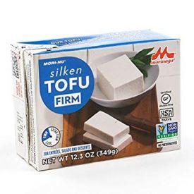 Sojų pupelių sūris MORI-NU Tofu, 349 g