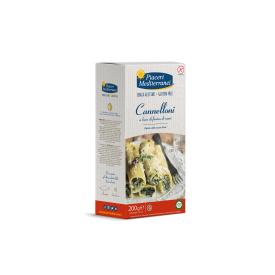 Kukurūzų makaronai Cannelloni PIACERI MEDITERRANEI, be gliuteno, 200 g