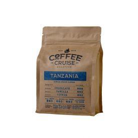 Kavos pupelės COFFEE CRUISE Tanzania 250g