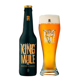 Alus KING MULE IPA 5,7%, 330 ml