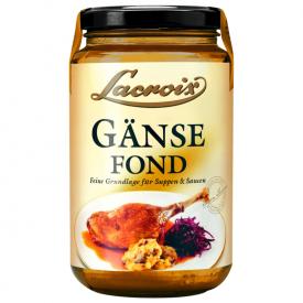 """Žąsienos sultinys LACROIX """"Gänse-Fond"""" sriuboms ir padažams, 400 ml"""