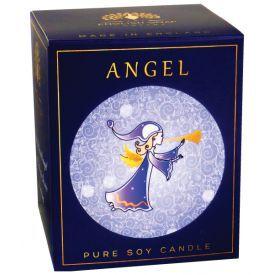 Žvakė dovanoms Angel ENGLISH SOAP, 1 vnt.
