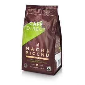 Ekologiškos kavos pupelės MACHU PICCHU PERU CAFE DIRECT 227g