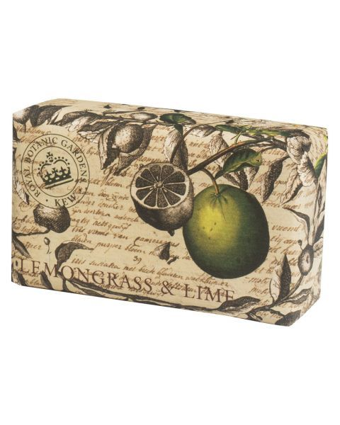 Muilas KEW GARDENS Lemongrass & Lime, 240 g.
