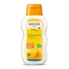Vonios pienelis vaikams WELEDA su medetkomis, 200 ml