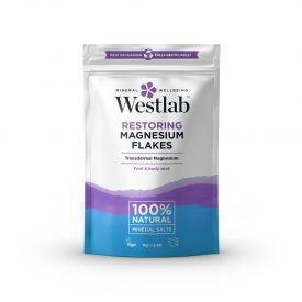Gryni magnio dribsniai voniai WESTLAB, 1 kg