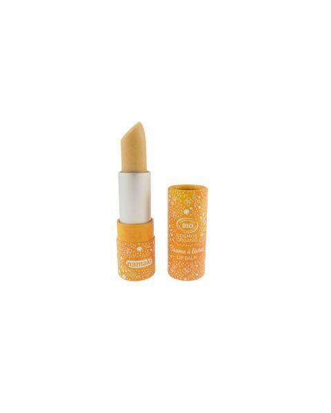 Ekologiškas lūpų pieštukas vaikams su vanile NAMAKI, 3.5 g