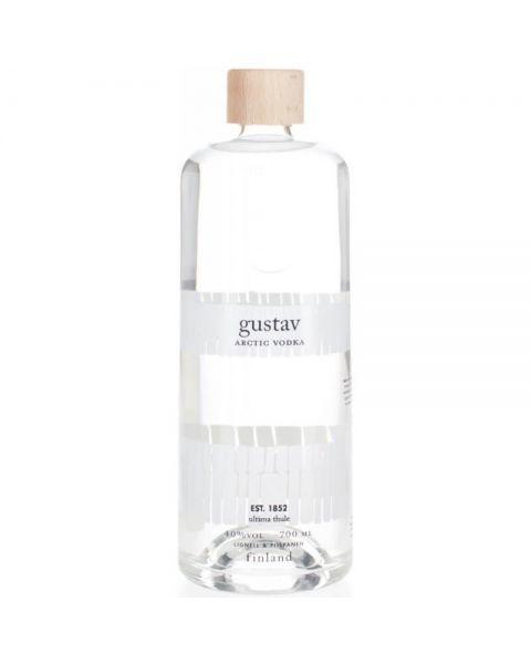 Degtinė GUSTAV Arctic Vodka 40%, 700ml