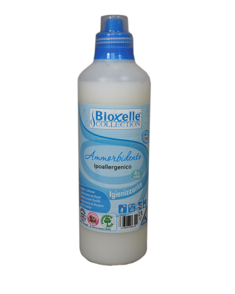 Hipoalerginis skalbinių minkštiklis Bioxelle, 1 l