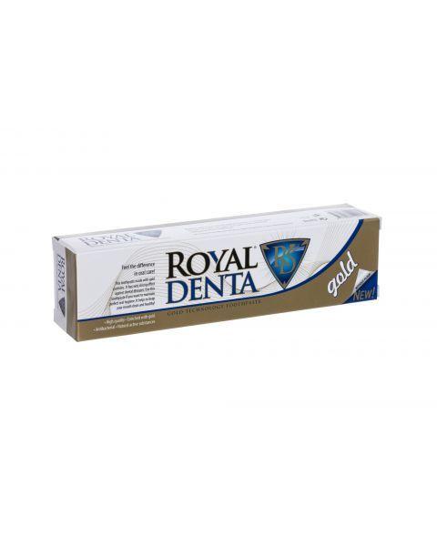 Dantų pasta ROYAL DENTA su auksu, 130 g