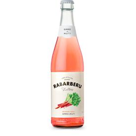 Rabarbarų limonadas GARDUMUTI, 500ml