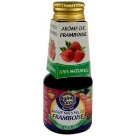 Natūralus aviečių aromatas SAINTE LUCIE, 50 ml