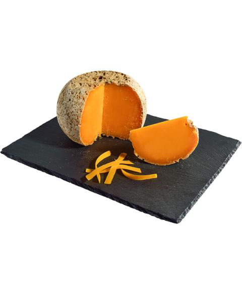 Puskietis sūris MIMOLETTE FRANCAISE 18mėn, 1kg