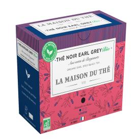 Ekologiška arbata LA MAISON DU THE Earl Grey, 15 maišelių