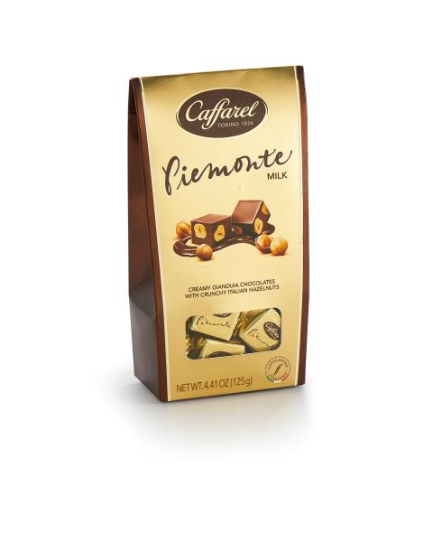 """Šokoladiniai saldainiai CAFFAREL """"Classic Piemonte"""", 125 g"""