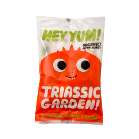HEY YUM! Guminukai Triassic Garden, 100 g