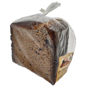 Juoda ruginė duona su kanapių sėklomis DUONA GURMANAMS, 1 kg