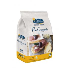 Duonelės Croccante PIACERI MEDITERRANEI, be gliuteno, 150 g