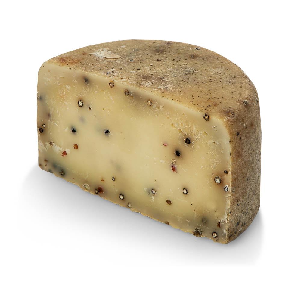 Sūris ROMANIAE  Pecorino Di Grotta AI 4 Pepi