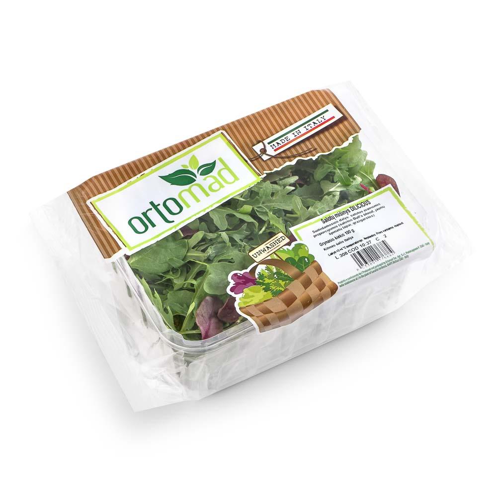 Salotų mišinys ORTOMAD Delicious, 100g