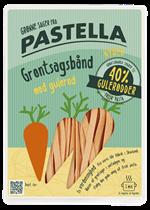 Švieži Fettuccine makaronai su morkomis PASTELLA, 250g