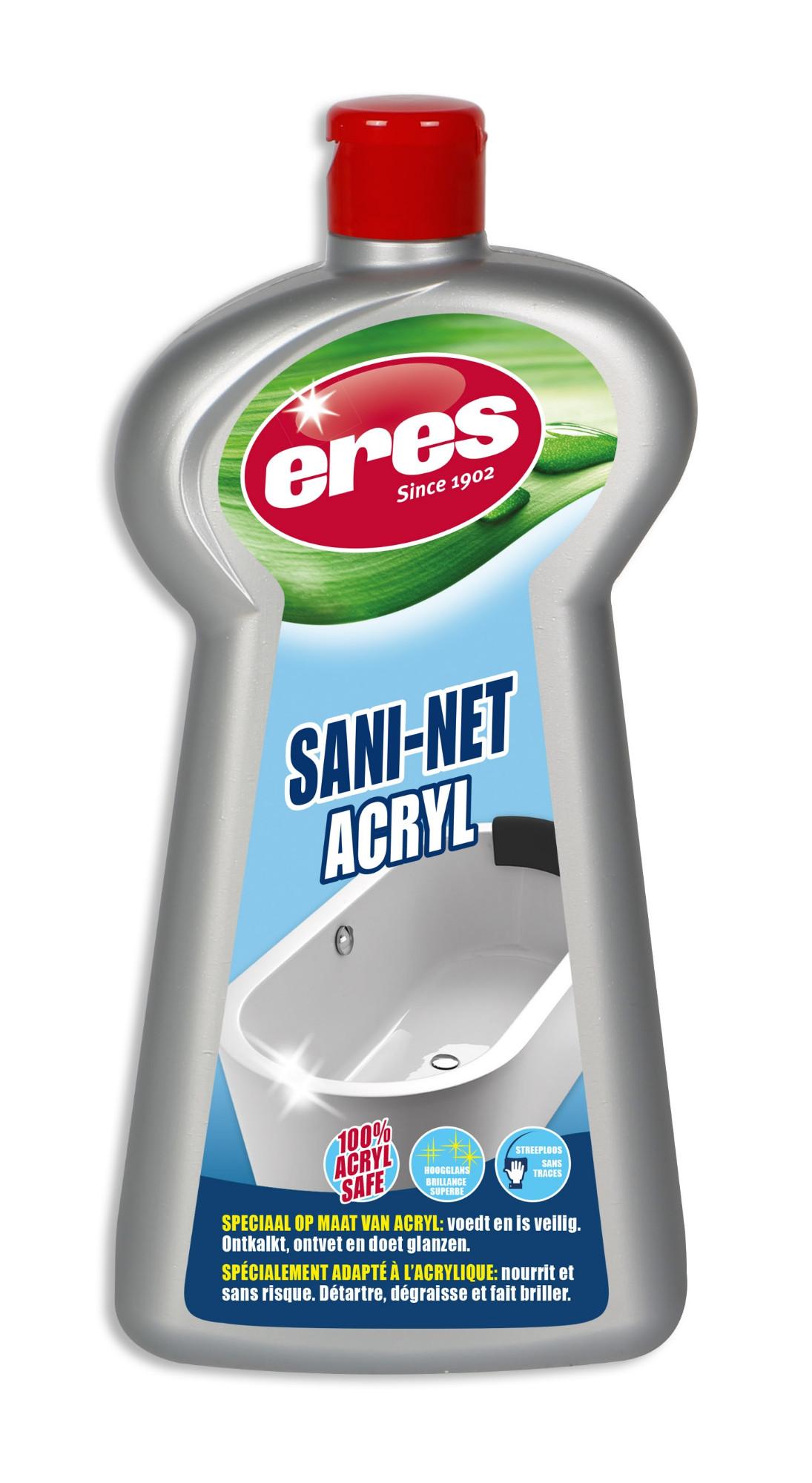 Akrilinių vonių valiklis acryl-net ERES, 750ml