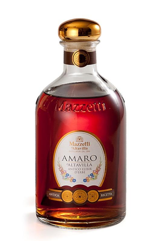 "LIKERIS žolelių""Amaro"",alk 30%, 700ml"