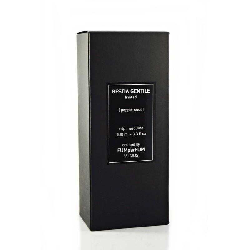 Parfumuotas vanduo FUMparFUM Bestia Gentile Pepper Soul, 25 % EDP, 100 ml