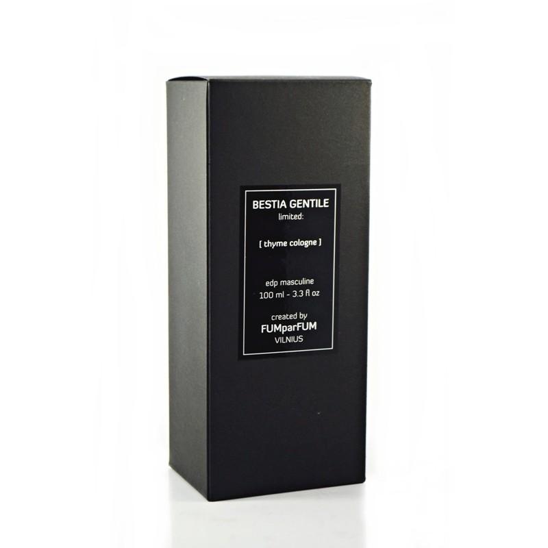 Parfumuotas vanduo FUMparFUM Bestia Gentile Thyme Cologne, 25 % EDP, 100 ml