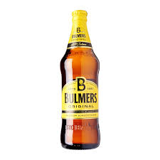 OBUOLIŲ SIDRAS BULMERS ORIGINAL, 4,5% tūrio, 0,568 l