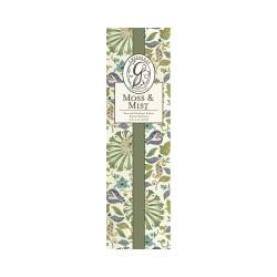GREANLEAF Moss & Mist, vidutiniai sausi kvapai 90 ml