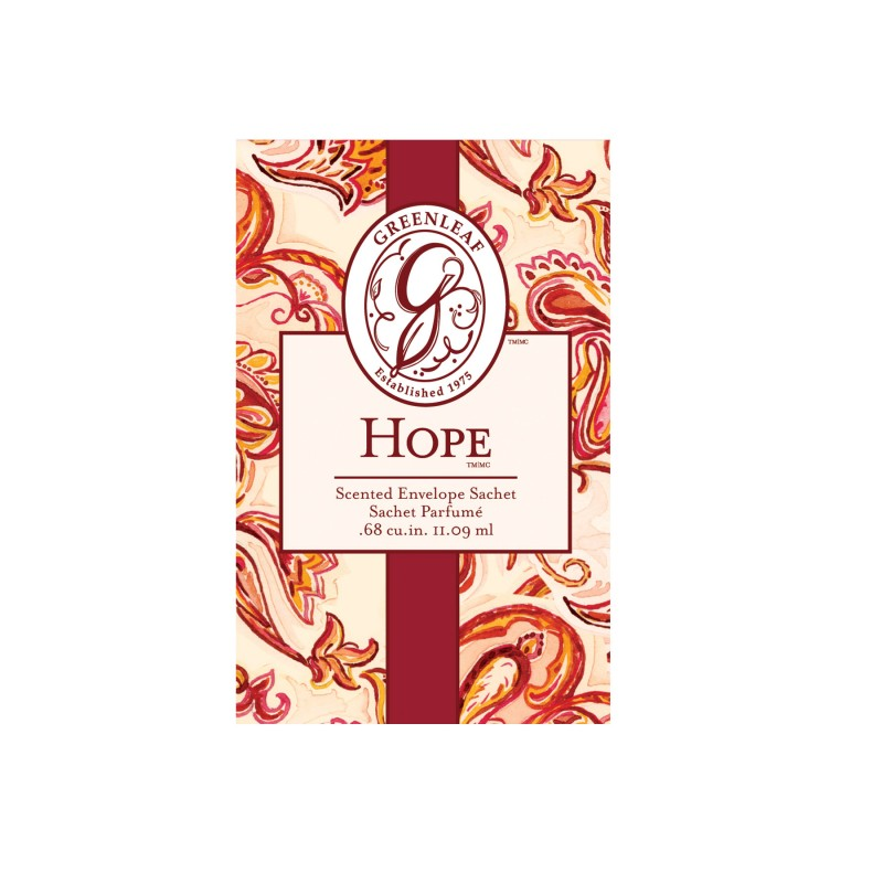GREANLEAF Hope, maži sausi kvapai 11,09 ml