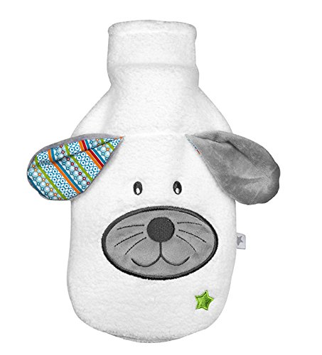 Užpildoma šiltu vandeniu šildyklė FASHY vaikams nuo 6 mėnesių, 800 ml (65195 10)