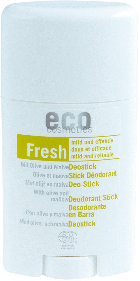 Dezodorantas ECO COSMETICS su alyvuogių lapais ir miškine dedešva, 50 ml