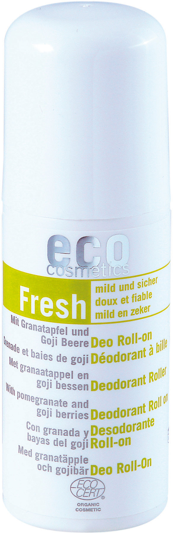 Dezodorantas ECO COSMETICS su goji uogomis, 50 ml