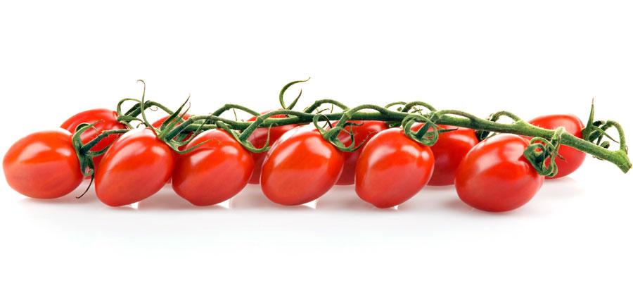 Pomidorai  DATTERINO, 2 klasė (Sicilija)