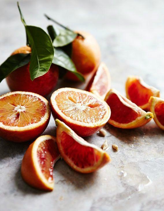 Apelsinai Arance moro, 2 klasė (Sicilija)