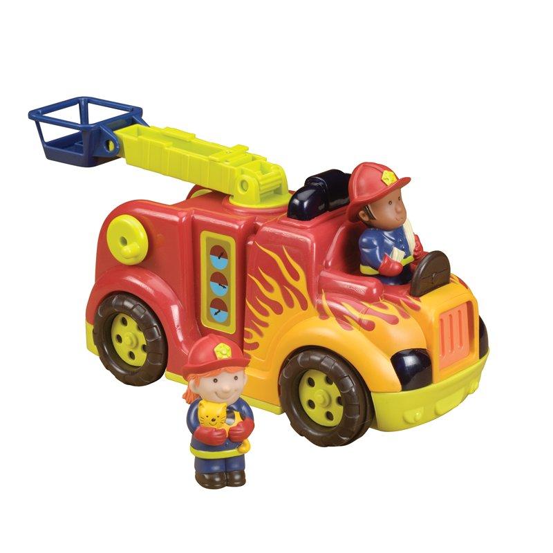 Gaisrinės automobilis B-TOYS vaikams nuo 1 metų (70.1146)