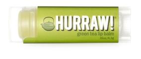 Ekologiškas lūpų balzamas HURRAW! Žalioji Arbata, 4,3 g