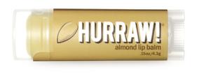 Ekologiškas lūpų balzamas HURRAW! Migdolas, 4,3 g