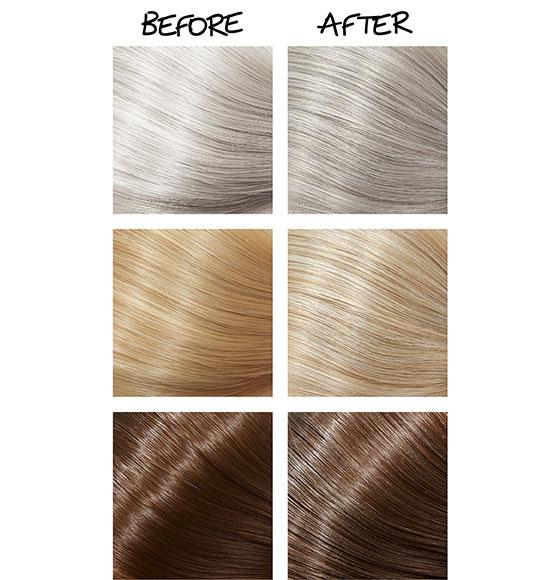 Šviesių plaukų  dažų purškalas LABEL.M, 150 ml